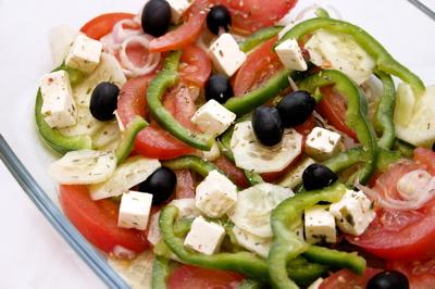 Mediterranean diet salad dressing recipes